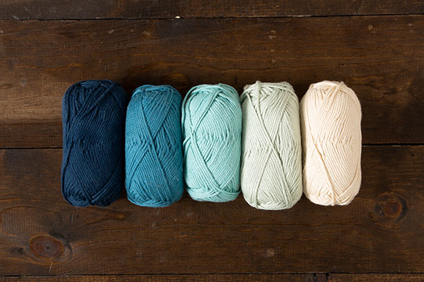 Comfy Worsted Value Pack - Seaside