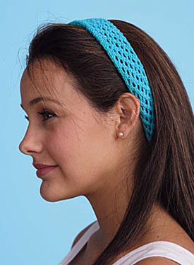 Lacy Headbands Pattern