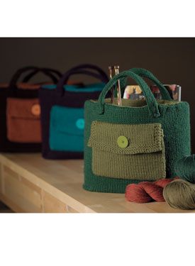 Knitter's Tool Bag Pattern