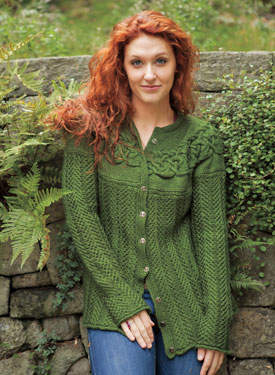 Circlet Cardigan Pattern