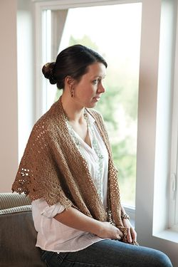 Scallops and Shells Shawl Pattern