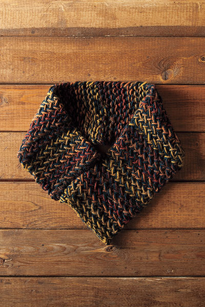 The Autumn Splendor Cowl