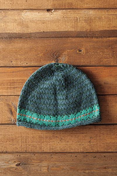 Color Harmony Cap