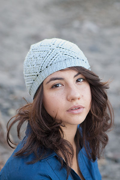 Snow Pack hat Pattern