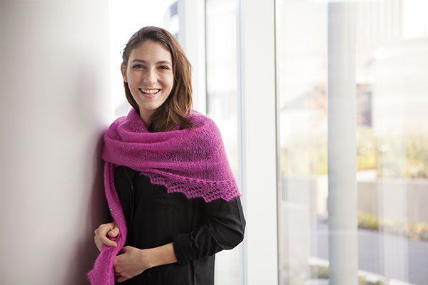 Queensway Shawl