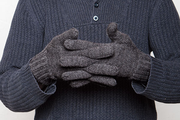 Knits For Everybody Gloves