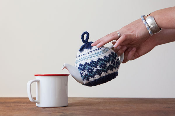 Snow Day Tea Cozy
