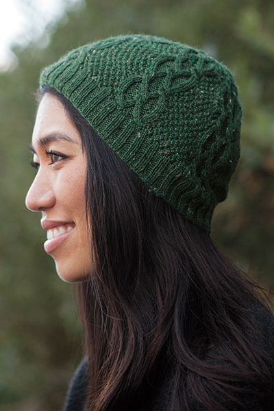 Piney Tweed Hat