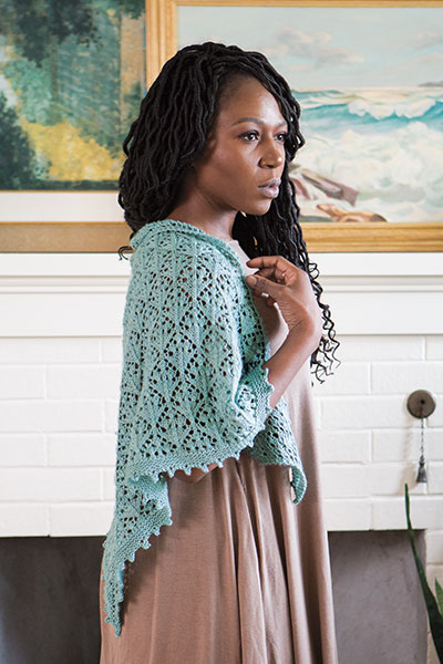 Sagebrush Shawl