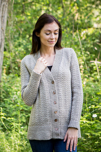 Passage Cardigan Knitting Patterns And Crochet Patterns From
