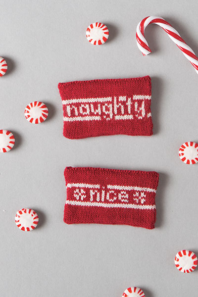 Naughty or Nice Gift Card Holders