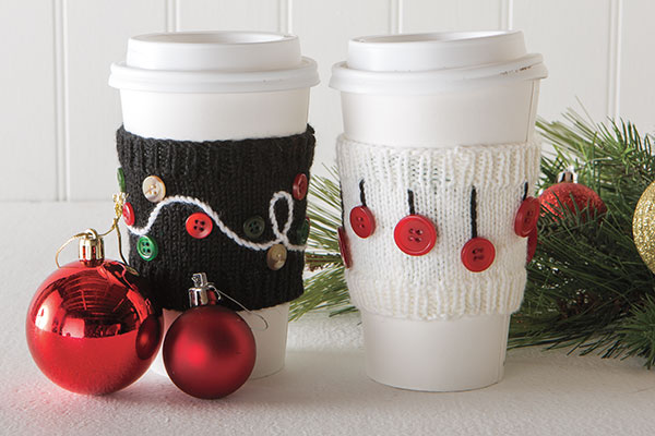 Day and Night Cup Cozies