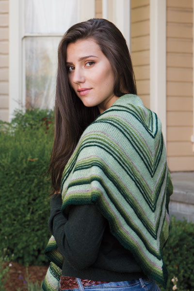 Intensify Shawl