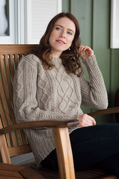 Clarsach Pullover
