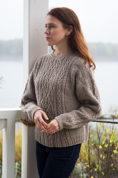 Riverfall Pullover