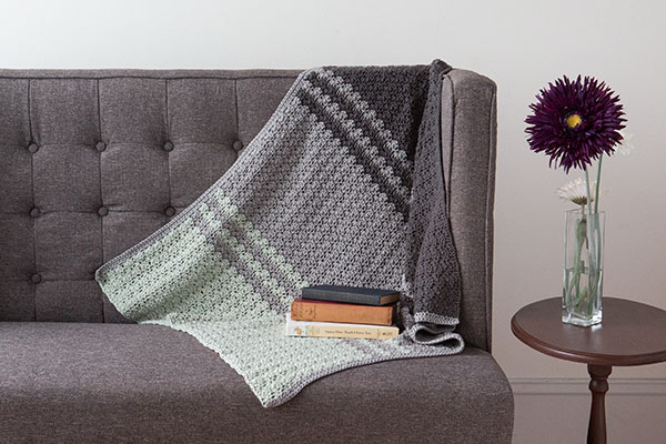 Misty Mountains Blanket