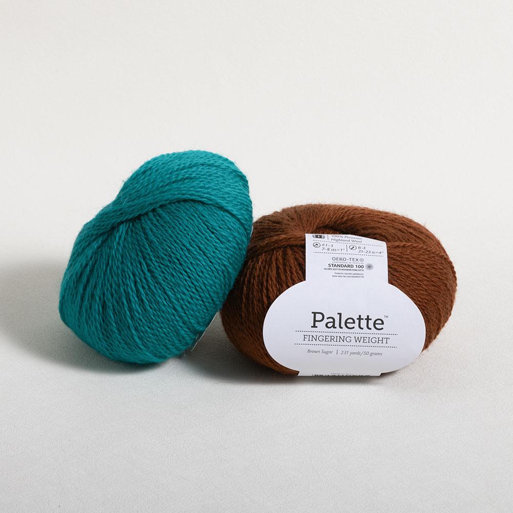 Palette Yarn Knitting Yarn from KnitPicks.com - Fingering weight ...