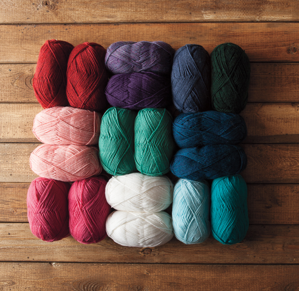 Free Knitting Patterns For Sock Weight Yarn : Stroll Sock Yarn Knitting Yarn from KnitPicks.com - Fingering weight merino n...