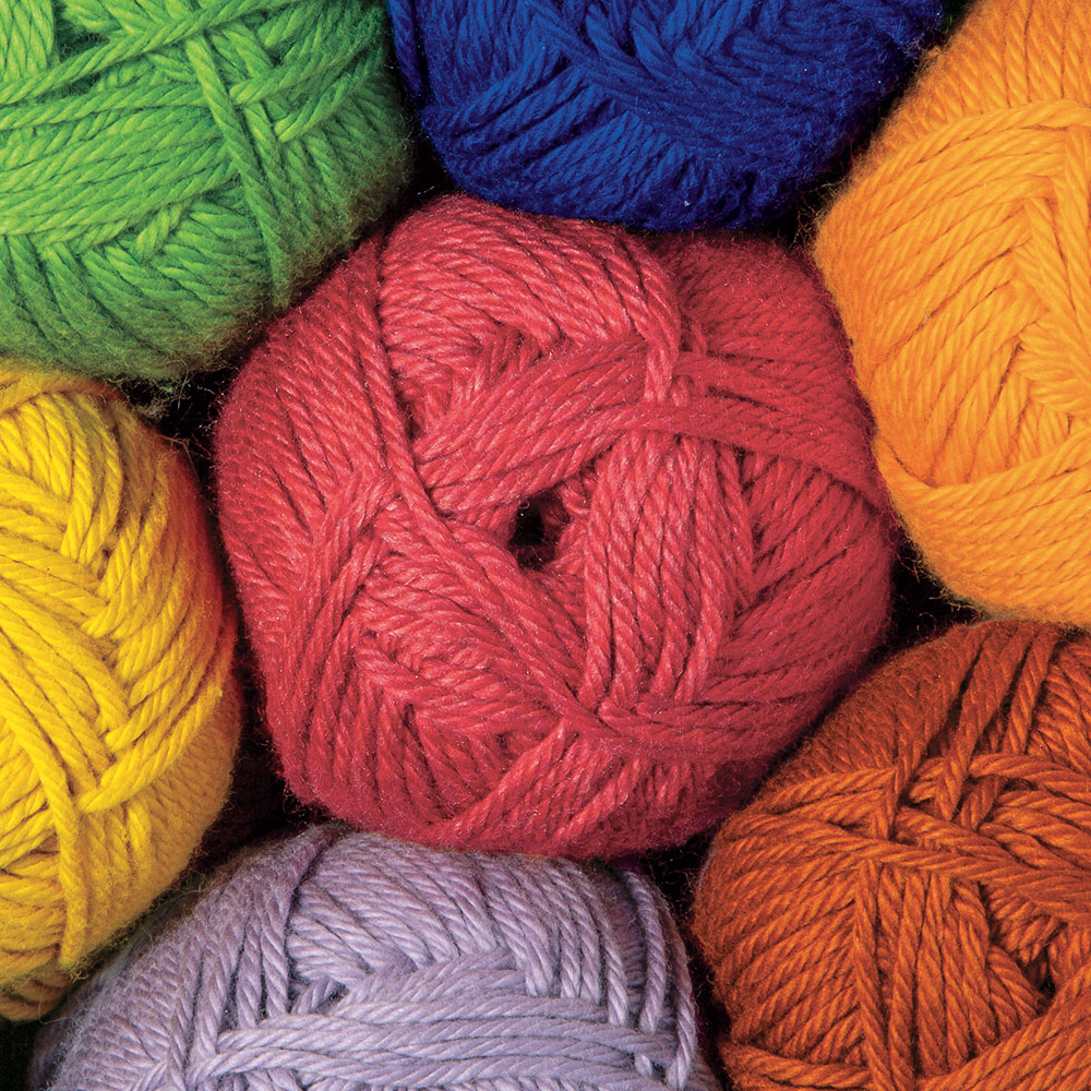 Comfy Worsted Yarn Knitting Yarn from KnitPicks.com - Pima cotton ... b192d1e9a