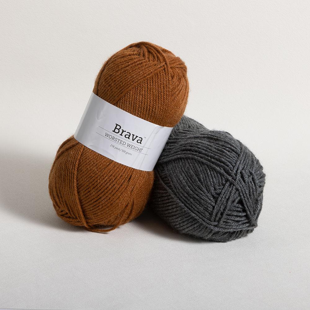 Brava Worsted Yarn Knitting Yarn From Knitpicks Com