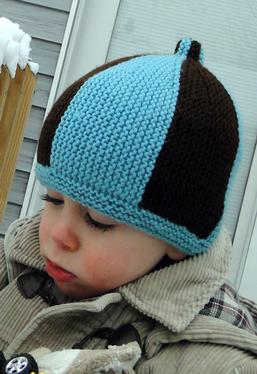 Garter Stripe Hat