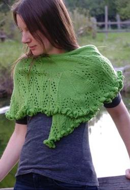 Roadtrip Shawl