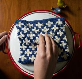 Toasty Plus Pot Holder