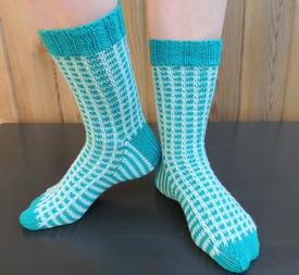 Sock Feat! Pattern
