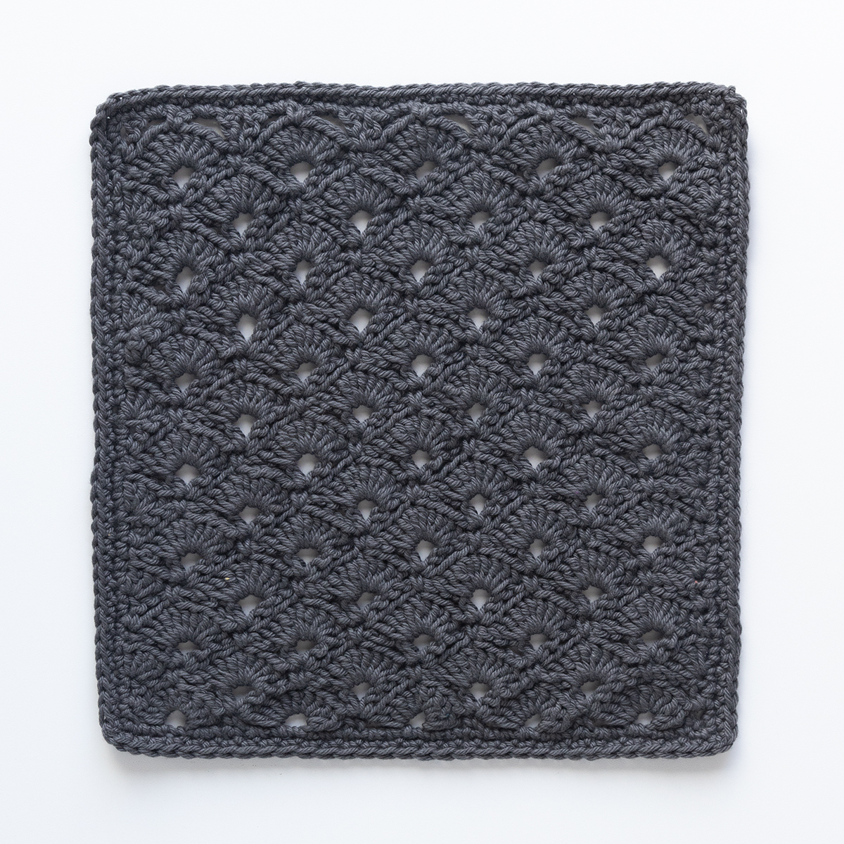 Jazz Age Crochet Washcloth