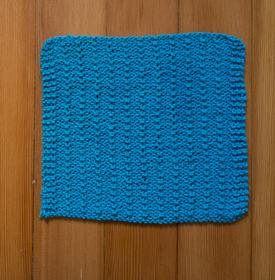 Reversible Pips Dishcloth
