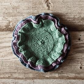Petticoat Dishcloth Pattern