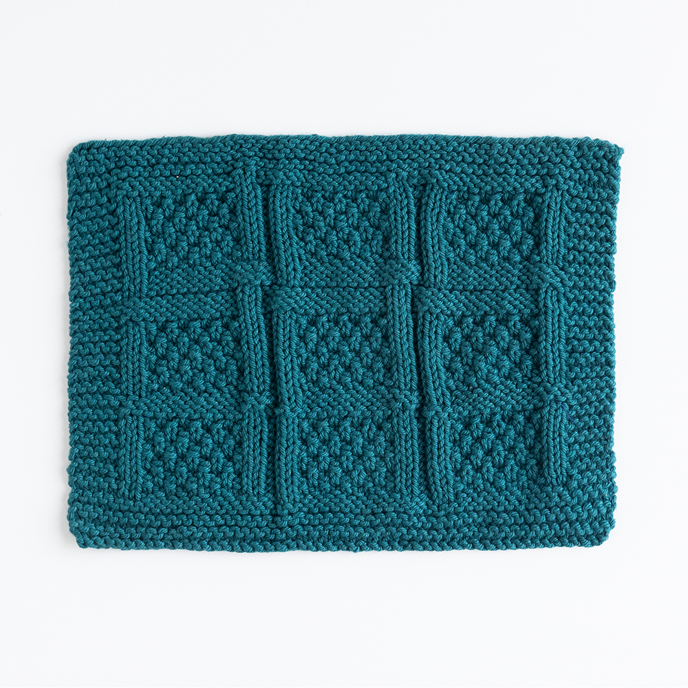 Something Blue Dishcloth