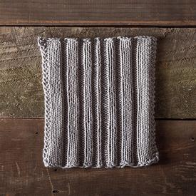 Simple Lines Dishcloth