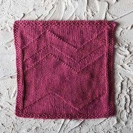 Big Zig Dishcloth