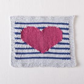 Perfectly Preppy Dishcloth