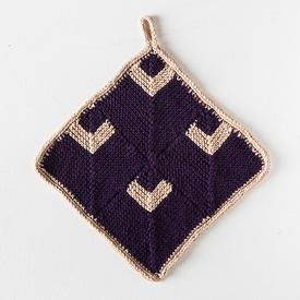 Small Tiles Dishcloth