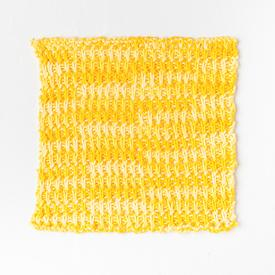 Lemon Drop Dishcloth