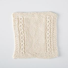Garden Window Dishcloth
