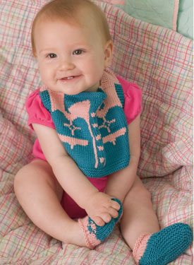 When I Grow Up Bibs Pattern