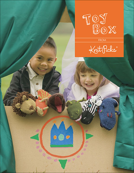Toy Box eBook