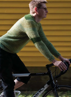 Grundy Man's Pullover Pattern