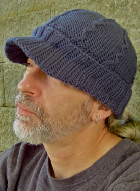 Counterpoint Hat Pattern