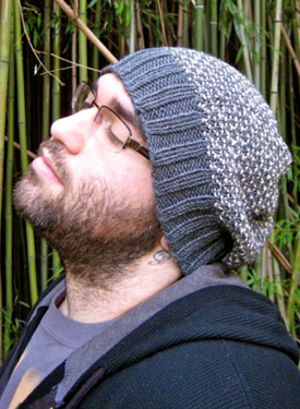Timbre Slouch Hat Pattern