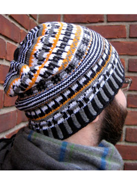 Polyrhythms Hat Pattern