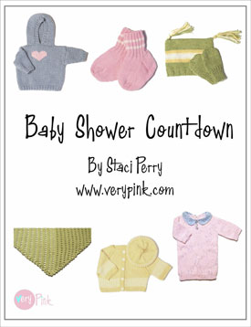 Baby Shower Countdown eBook