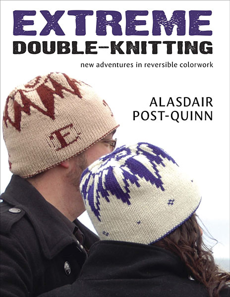 Extreme Double Knitting eBook