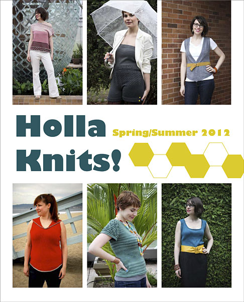 Holla Knits Spring/Summer 2012 eBook