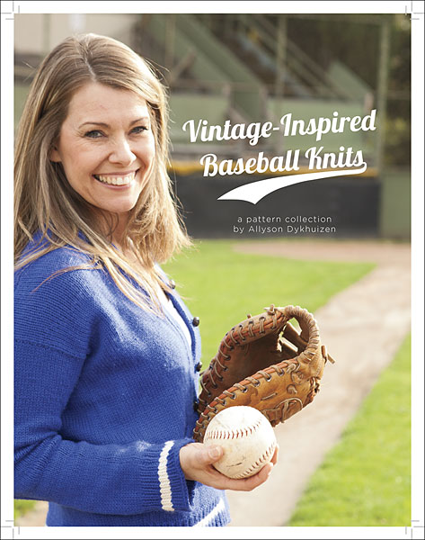 Vintage-Inspired Baseball Knits eBook