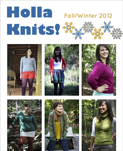 Holla Knits Fall Winter 2012 eBook