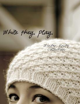 While they Play Winter Knits eBook